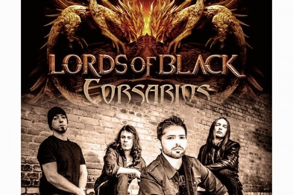 Aviso Lords of Black