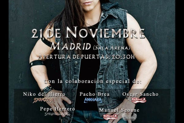 concierto Madrid TETE