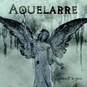 Aquelarre - Resquiat in Pace - 04.12.2014 Art cover