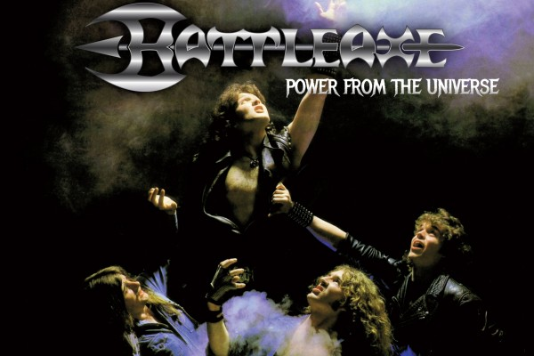 Battleaxe Power from the Universe