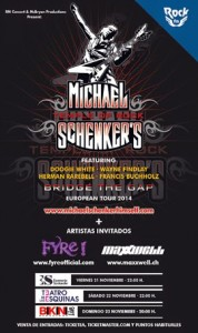 Michael-Schenker-Bridge-The-Gap-2014