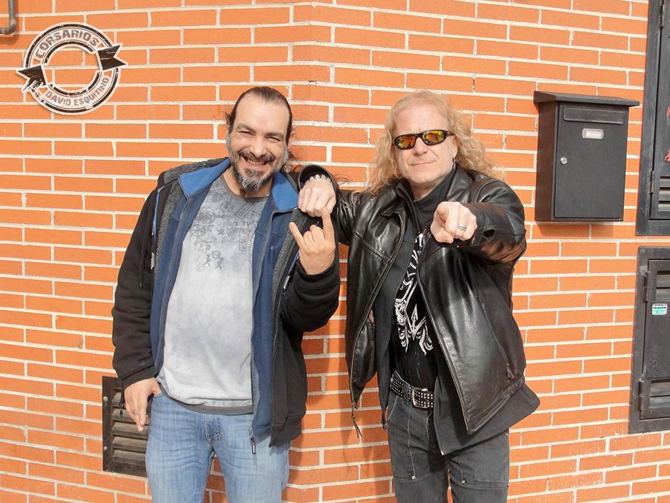 Foto Ron y Dani_Easy Rider