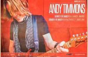 Cartel-Conciertos-Andy-Timmons-España-2015-Madrid-y-Barcelona-800x516