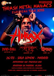 Hirax-en-Madrid