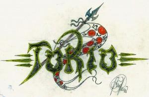Logo original Tokio 1986
