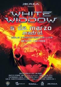 White Widow-Catel Independance 05-03-15
