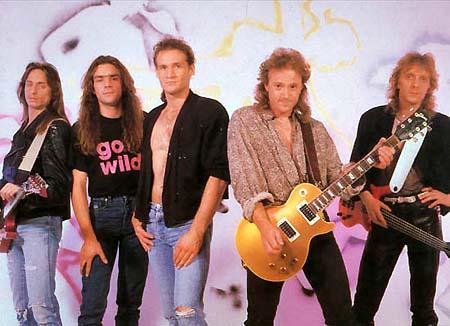 Gamma Ray (1990)
