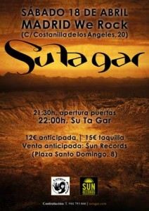 Su-Ta-Gar-Madrid
