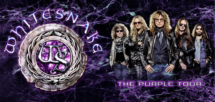 Whitesnake15 tour photo logo