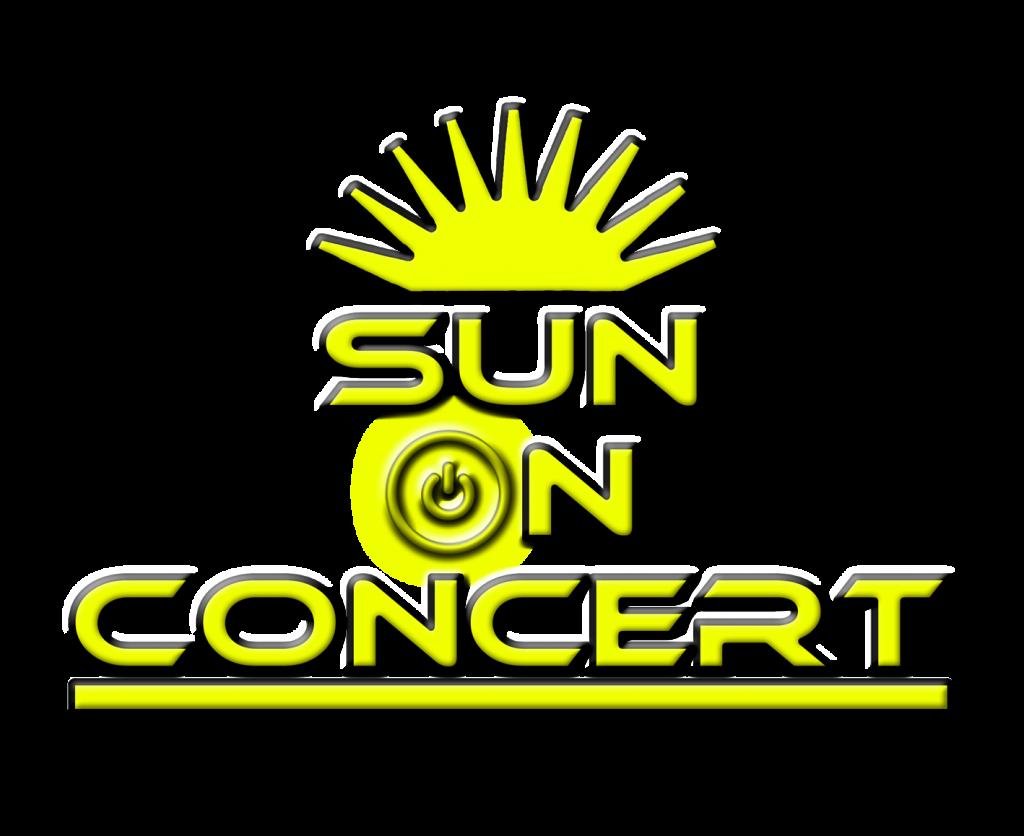 SunONConcert Logo bien
