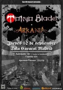 Tokyo-Blade-Madrid