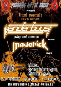 Vanderbuyst-Cartel We Rock 12-09-15