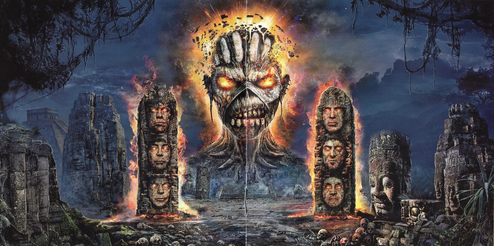 ironmaiden reserve connected with people review