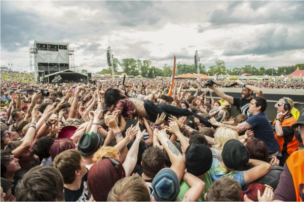 Download Festival 2014 - Day One - Donington Park
