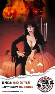 Aviso Halloween