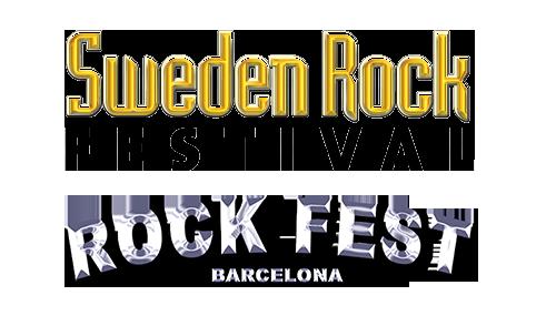 Logo Sweden ROckfest