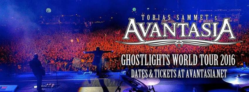 Avantasia tour