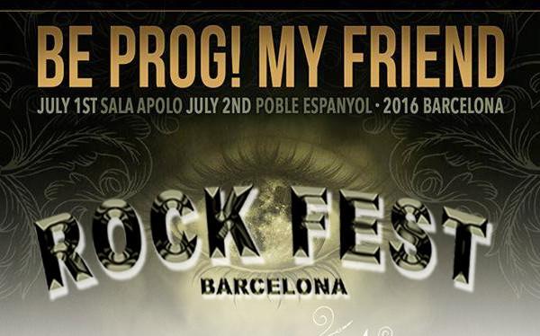 Be Prog - RockFest