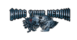 Logo Bang Your Head
