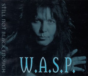 W.A.S.P. - Still Not Black Enough (Japan) - Inlay
