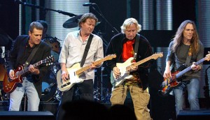 The Eagles and Dixie Chicks Benefit for Recording Artists Coalition (RAC)