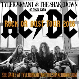 Tyler Bryant ACDC