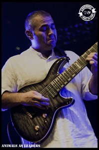20160801 ANIMALS AS LEADERS 1