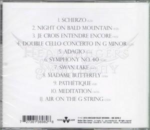 WOLF HOFFMANN (Accept) - Headbangers Symphony - back