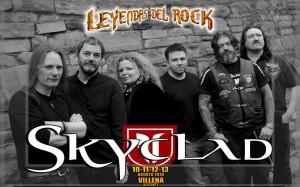 skyclad leyendas