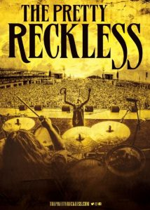 The-Pretty-Reckless-tour-poster-ghostcultmag