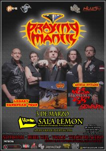 concierto-de-praying-mantis-en-madrid