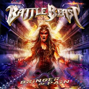 Battle Beast - Bringer Of Pain - Artwork