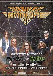 Bonfire 2 - Cartel Web