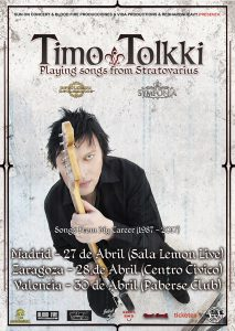 Timo Tolkki - Cartel HD Final 4