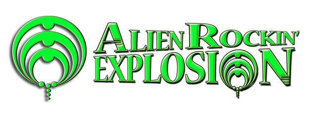 Alien Rockin logo