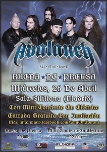 Avalanch Prensa 3 - Cartel Web