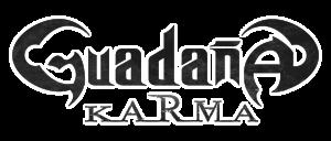 LOGO GUADAÑA - KARMA BLACK Alta Calidad (Medium)