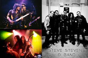 Steve Stevens &Band1