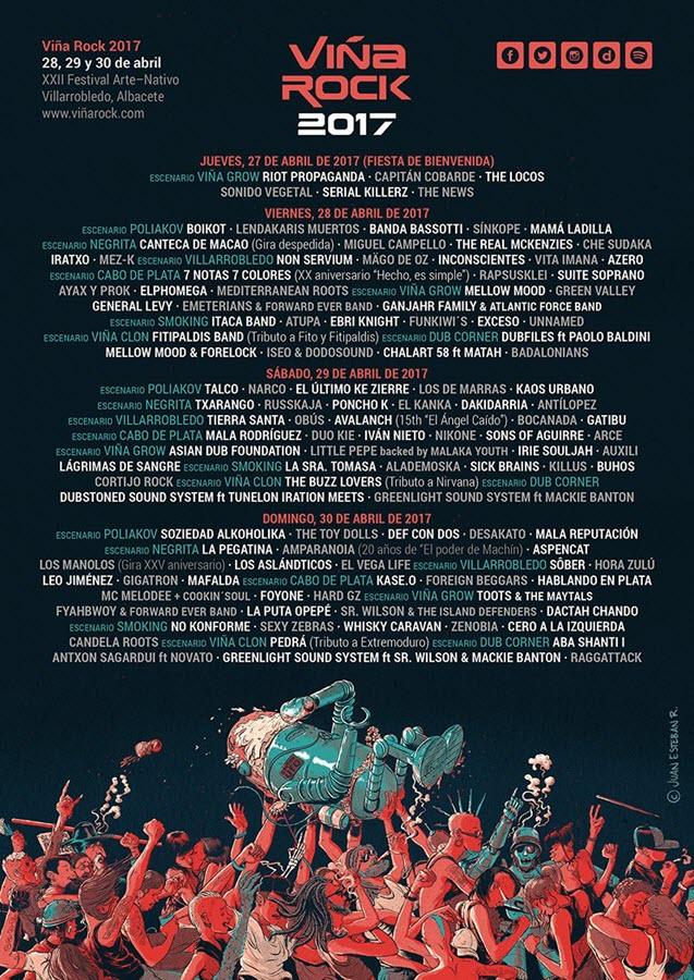 cartel-por-dias-vina-rock-2017