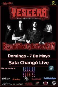 Vescera - Cartel_Con Tequila