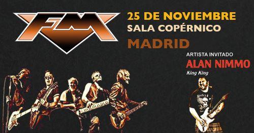 Tercera parte recordatorio conciertos de noviembre for Sala 25 kinepolis madrid