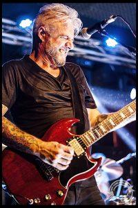 Pete, guitarrista de HAREM SCAREM