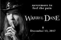 DEP Warrel Dane