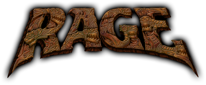 Logo actual de RAGE