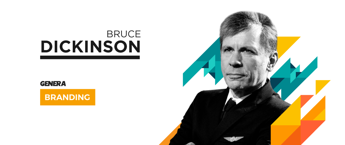 Conoces La Faceta Empresarial De Bruce Dickinson