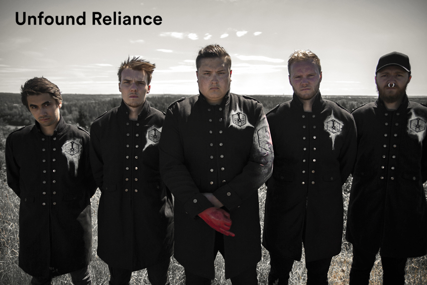 Reseña del primer EP de los suecos UNFOUND RELIANCE
